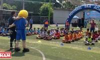 ศูนย์ฟุตบอล  S&A Academy สัญลักษณ์แห่งมิตรภาพเวียดนาม-ไทย