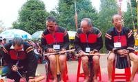 ฆ้องไผ่ เครื่องดนตรีที่เป็นเอกลักษณ์โดดเด่นของชนเผ่าเอเด