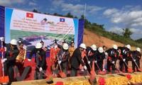 55 ปีความสัมพันธ์เวียดนาม-ลาว: เวียดนามช่วยก่อสร้างโรงเรียนในภาคเหนือของลาว