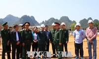제5차 베트남 – 중국 변경국방친선교류 적극적인 준비