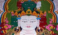 Kỷ lục Việt Nam cho bức tranh thêu Phật Quan Âm lớn nhất