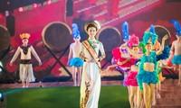 Phùng Bảo Ngọc Vân tỏa sáng trong vai trò Đại sứ truyền thông Lễ hội cà phê