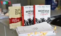"""Nhà báo Trần Mai Hạnh và chặng đường thành công của """"Biên bản chiến tranh"""""""