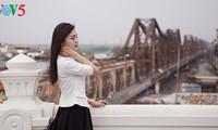 Quán cà phê ngắm cầu Long Biên đẹp nhất Hà Nội