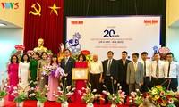 Kỷ niệm 20 năm Báo Nhân Dân Hằng tháng ra số đầu tiên