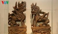 Ngày Di sản văn hóa Việt Nam: Con nghê - biểu tượng tạo hình truyền thống của người Việt