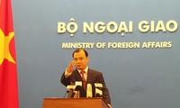 Мировое сообщество продолжает выражать поддержку Вьетнаму в вопросе Восточного моря