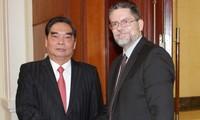 Никарагуа поддерживает Вьетнам в защите своего национального суверенитета