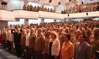 Продолжаются мероприятия в честь 70-летия Вьетнамской народной армии