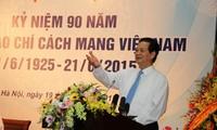 Премьер Вьетнама Нгуен Тан Зунг встретился с представителями органов печати страны