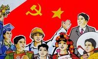 Все слои населения страны обращают свой взор на 12-й Съезд КПВ