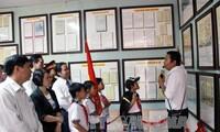 В провинции Биньтхуан открылась выставка, посвященная вьетнамским островам Хоангша и Чыонгша