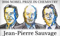 Нобелевскую премию по химии получили ученые из Франции, США и Нидерландов