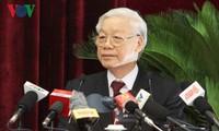 В Ханое завершился 4-й пленум ЦК Компартии Вьетнама 12-го созыва
