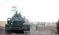 Армия Ирака вернула контроль над многими районами в пригороде Мосула