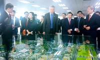 В Хошимине состоялась церемония открытия Mapletree Business Centre