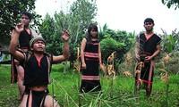 Традиционная одежда народности Седанг