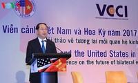 Сотрудничество во имя развития - стимул для углубления вьетнамо-американских отношений