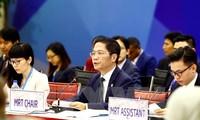 В Ханое завершилась 23-я конференция министров торговли АТЭС