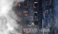 Десятки человек числятся пропавшими без вести после пожара в жилом доме в Лондоне