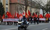 Вьетнамцы в Европе предложили внести вопрос Восточного моря в повестку дня саммита G20