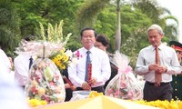 Зампред Нацсобрания Вьетнама навестил инвалидов войны и матерей-героинь
