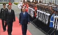 Тайские СМИ позитивно оценивают перспективы развития отношений с Вьетнамом