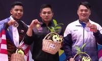 Сборная Вьетнама заняла 3-е место в общекомандном зачёте на 29-х Играх ЮВА