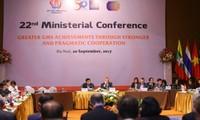 GMS решил выделить $64 млрд. на развитие субрегиона реки Меконг