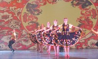 Во Вьетнаме завершился международный фестиваль танцев 2017