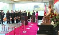Вьетнам передал в дар администрации японского города Мимасака статую Хо Ши Мина