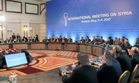 Сирийская оппозиция отправит единую делегацию в Женеву на переговоры с представителями Дамаска