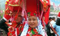 Праздник «Киенгзо» субэтнической группы Заотханьфан народности Зао в провинции Куангнинь