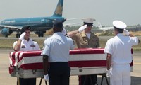 Vietnam repatriates remains of US soldiers