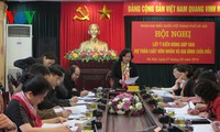 Hanoi collects opinions for the revised Law on Marriage and Family
