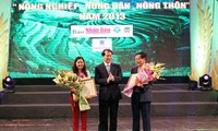 """Essays on """"agriculture-farmers-rural areas"""" win awards"""