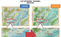 Japan publicizes map proving its sovereignty over Senkaku