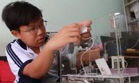 Young IT talent Nguyen Duong Kim Hao
