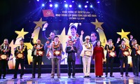 Hanoi's 10 oustanding youths honored
