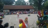 Four Sacred Animals dance through spring festivals