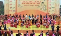 Spring festival honors ethnic culture
