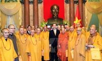 베트남 불교회, 국가 건설 및 개발에 참여하기 위한 잠재력 발휘