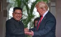 미국-조선민주주의인민공화국 관계의 새로운 단계 시작