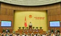 제14기 국회 5차 회의, 법 체제 구축 강화