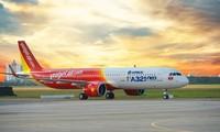 비엣제트 항공; 두 국제 비행경로 열다