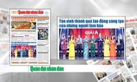 베트남 언론 : 새로운 의무, 무거운 책임