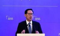 한 – 미, 한국전쟁 전사자 유해 2구 상호봉환 행사 개최
