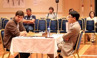 Liem once again draws with defending champion in Chess World Cup