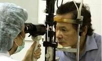National plan for blindness prevention