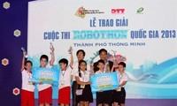 13 Vietnamese teams to attend International Robotics Competition